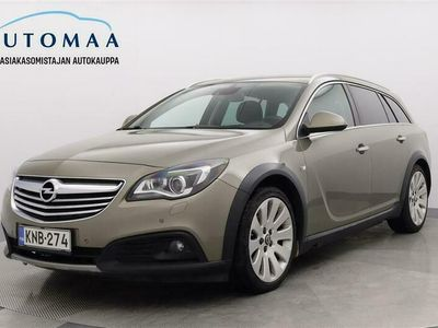 käytetty Opel Insignia Country Tourer 1,6 Turbo 125kW AT6