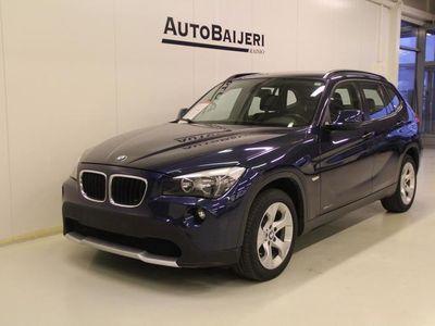 käytetty BMW X1 SDrive 18D