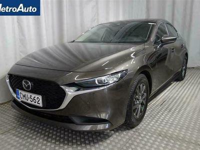 käytetty Mazda 3 Sedan 2,0 (122 hv) SKYACTIV-G Vision Plus MT KK2 *** Korkotarjous 0% + kulut