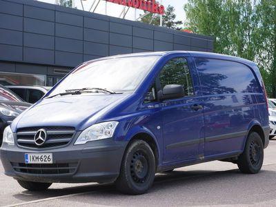 käytetty Mercedes Vito 110CDI -3,05/32K normaali A1 Trend - Webasto, Vetokoukku, Bluetooth