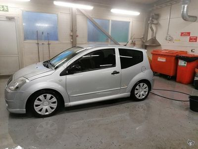 käytetty Citroën C2 vähän ajettu
