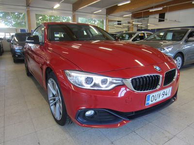 käytetty BMW 420 X Drive 2.0i Gand Coupe Sport Line (Suomi Auto)