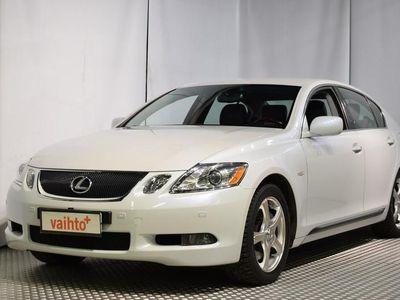 käytetty Lexus GS450H V6 A