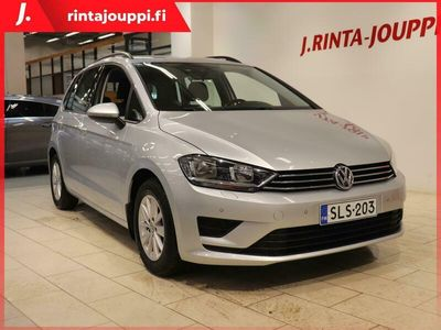 käytetty VW Golf Sportsvan Comfortline 1,2 TSI 81 kW (110 hv) BlueMotion Technology DSG-automaatti*Vetokoukku*