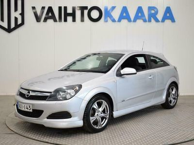 käytetty Opel Astra GTC Astra 1.6-16 Enjoy Edition3d # HIENO COUPE OOPPELI #