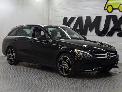 käytetty Mercedes C220 d T A Premium Business / TULOSSA MYYNTIIN