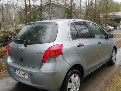 käytetty Toyota Yaris diesel