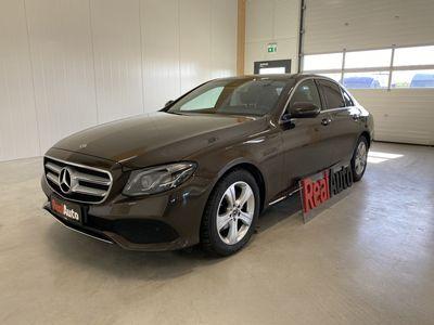 käytetty Mercedes E200 9G-TRONIC SEDAN AVANTGARDE *TYYLIKÄS JA UUDENVEROINEN*