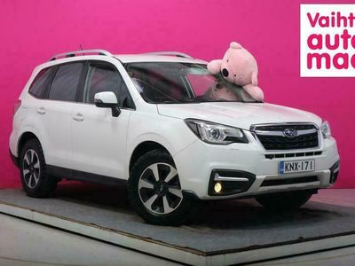 käytetty Subaru Forester 2,0i XS Edition CVT #Xenon #Kamera #Vetokoukku #