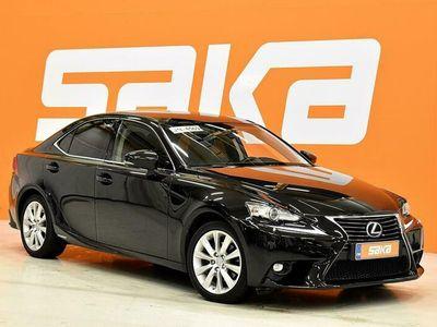 käytetty Lexus IS300h Executive Bluetooth / Tutkat / Ratin lämmitys /