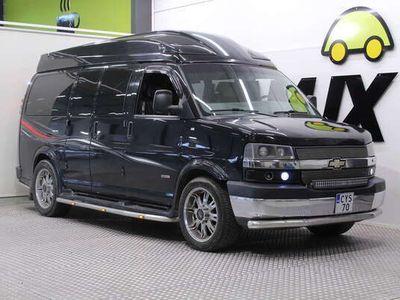 käytetty Chevrolet Express Chevy Van VANWILDHAWK /
