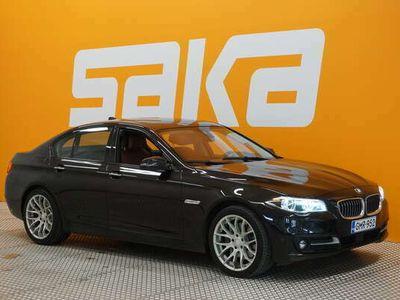 käytetty BMW 530 530 F10 Sedan d A xDrive Exclusive Edition ** Webasto / Digimittaristo / Aktiiviset Comfort-penkit tu