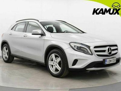 käytetty Mercedes GLA220 CDI 4Matic A / Juuri huollettu / Xenon-valot / Peruutuskamera