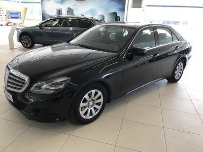 käytetty Mercedes E220 EBLUETEC Sedan (AA) 4ov 2143cm3 A