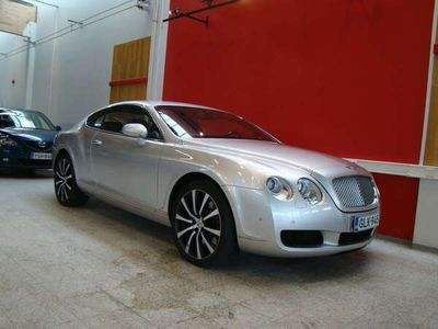 käytetty Bentley Continental GT 6.0 W12 AWD
