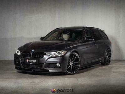 käytetty BMW 335 d xDrive F31 M-Sport *HUD / Harman Kardon / Adapt. Vak. / Pro Navi*