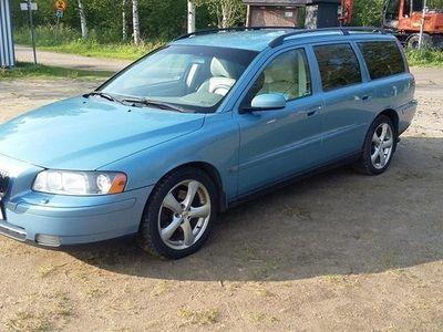 käytetty Volvo V70 D5 (Awd) Facelift