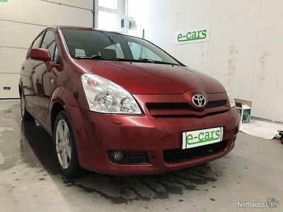 käytetty Toyota Corolla Verso
