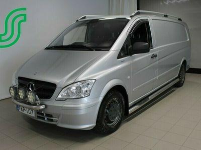 käytetty Mercedes Vito 116CDI -3,05/34K pitkä A3 A