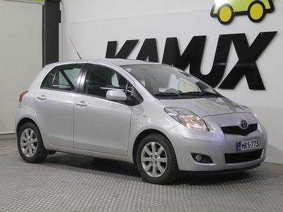 käytetty Toyota Yaris 1,33 Dual VVT-i Stop & Start Edition 2011 5ov / 1-OMISTAJA / ILMASTOINTI / SUOMI-AUTO /