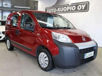käytetty Fiat Fiorino Van 1,3 Multijet SX 2.5m3 (pa) *Katsastettu 4/21*