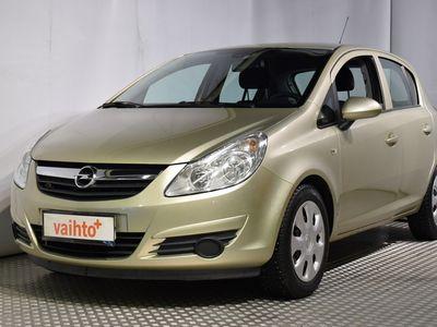 käytetty Opel Corsa 1.2 Twinport Enjoy 5-ov Easytronic * KATSASTETTU 2/2021 *