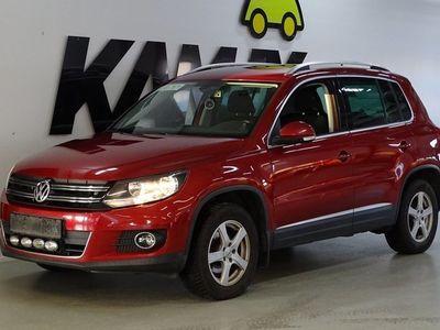 käytetty VW Tiguan Sport & Style 1,4 TSI 160 hv 4MOTION / Facelift / Koukku / Vakkari /