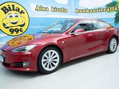 """käytetty Tesla Model S Model S75D //Enhanced Autopilot// Alcantara katto// Uudet kitkat// - """"NYT HULLUT AVAJAISTARJOUKSET, KATSO!"""""""