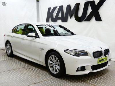 käytetty BMW 520 520 F10 Sedan d A xDrive **M-SPORT**ALPINWEISS 3**
