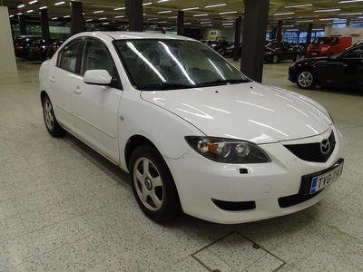 käytetty Mazda 3 3 4DSEDAN 1.6-BK12Z2/264