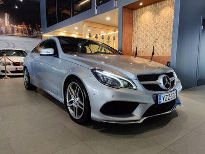 käytetty Mercedes E220 CDI BE Coupé A AMG-Styling *vaihto/rahoitus*