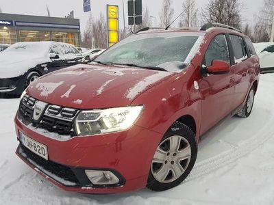 käytetty Dacia Logan MCV TCe 90 Easy-R Laureate - Super tilava! ** Tutkat / Bluetooth / Vakkari / 1-omistaja!