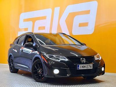 käytetty Honda Civic Tourer 1,8i Elegance Plus AT ** TULOSSA HYVINKÄÄLLE **