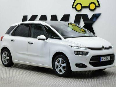 käytetty Citroën C4 Picasso PureTech 130 Intensive Business*Vetokoukku*Peruutuskamera*Tutkat*Navi* - Hyvin varusteltu siisti C4