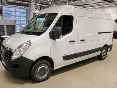 käytetty Opel Movano Van L2H2 (3,5t) 2.3 CDTI BiTurbo 100kW MT6 FWD (XZ14) **** LänsiAuto Safe -sopimus hintaan 590€. ****