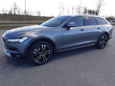 käytetty Volvo V90 CC D4 AWD Pro aut