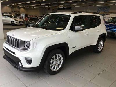 käytetty Jeep Renegade 1.3 150 hv T4 DCT Autom Limited FWD