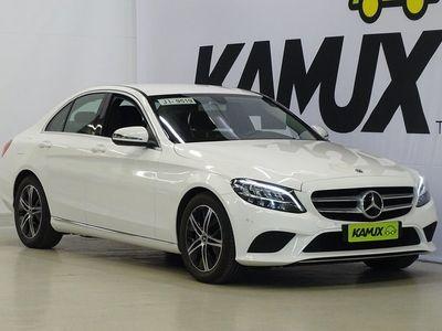 käytetty Mercedes C220 Cd 9-G Tronic *tulossa myyntiin* / Facelift / Vaihtoehto uudelle / Navi / 1-omistaja / Alv. väh
