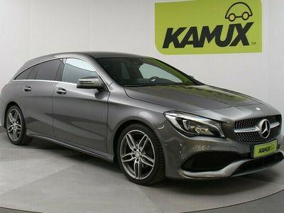 käytetty Mercedes 200 CLA-sarjad 4Matic A Shooting Brake AMG Line // Navigointi / Harman/Kardon -audio / Navigointi / Vetokoukk