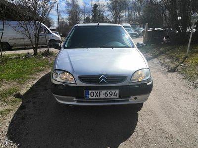 käytetty Citroën Saxo
