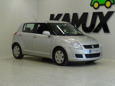 käytetty Suzuki Swift 1,3 GL 5d ** Hyvät renkaat * ilmastointi **