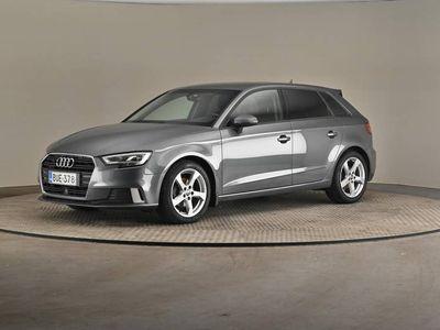 käytetty Audi A3 Sportback Bsn Sport 1,6 TDI 85 Stronic (18) -Lisälämmitin, A3 assist ja Kommunikaatio paketit-