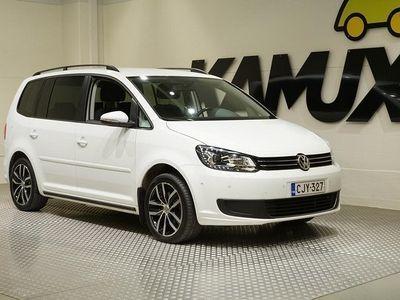 käytetty VW Touran Family Edition 1,4 TSI 103 kW (140 hv) DSG-automaatti