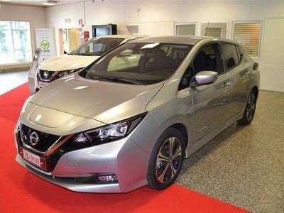 käytetty Nissan Leaf N-Connecta MY19 40 kWh LED FI
