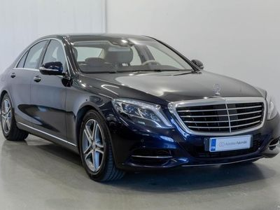 käytetty Mercedes S500 4Matic, Distronic plus, Active parking assist, Active lane keeping assist, 360 kamera, Keyless