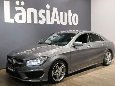 käytetty Mercedes CLA180 CLA-sarjaBE A Premium Business // AMG Styling, Bluetooth, Peruutuskamera // **** LänsiAuto Safe -...