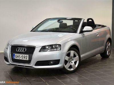 käytetty Audi A3 Cabriolet Attraction 1,8 TFSI 118 kW