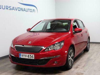 käytetty Peugeot 308 Active PureTech 130 **1-omistaja - Merkkihuollettu - Aut Ilmast / Parkkitutka / Aluvanteet**