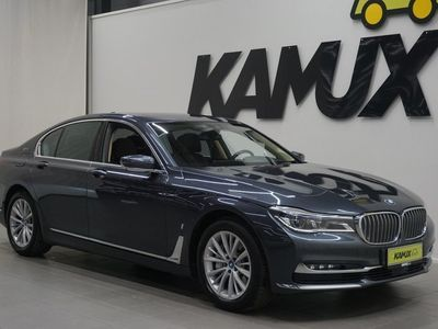 käytetty BMW 740 740 G11 Sedan e iPerformance A Business Exclusive / Adapt. cruise / Pronavi / HUD / Harman/Kardon / I