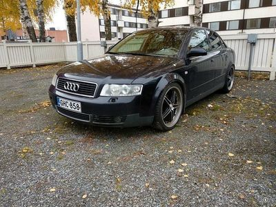 käytetty Audi A4 b6 1.8t 2001